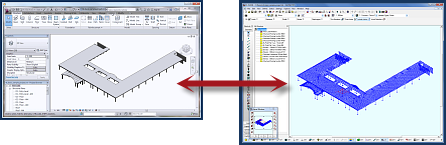 Autodesk Revit to S-FRAME BIM links