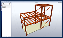 s-view image from tekla bim link import